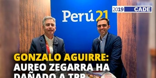 Gonzalo Aguirre: Aureo Zegarra ha dañado a Todos Por el Perú [VIDEO]