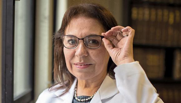 Entrevista a la Oftalmóloga Verónica Talavera