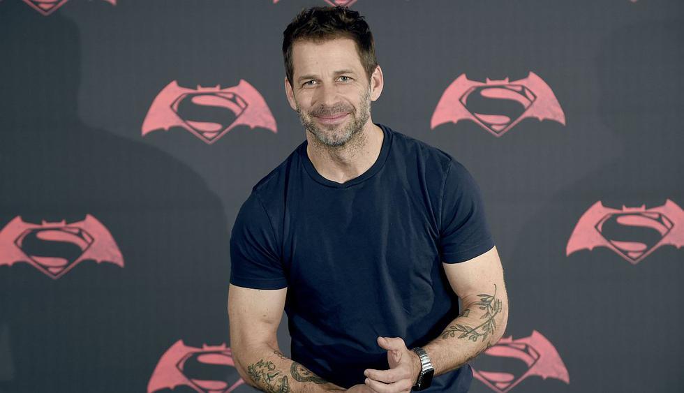 Zack Snyder creará para Netflix una serie de anime sobre los mitos nórdicos. (Foto: AFP)