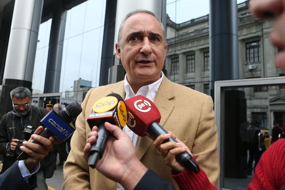 El ex presidente regional del Callao, Alex Kouri, fue sentenciado a 5 años de prisión por colusión desleal en agravio del Estado. (Foto: USI)