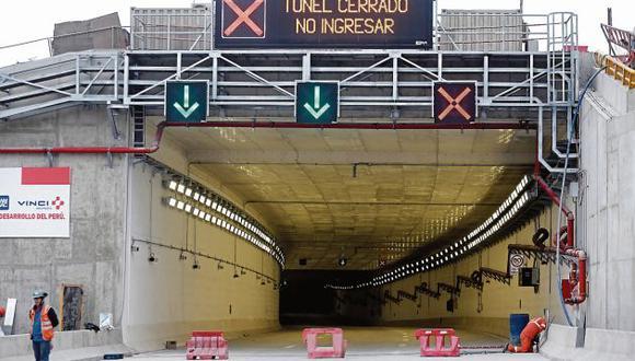 La empresa OAS admitió que pagó coimas a cambio de la ejecución de la Línea Amarilla. (GEC)