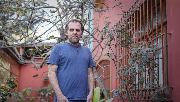 José Carlos Yrigoyen presentará la novela 'Mejor el fuego' en la Feria del Libro de Lima. (Foto: HUGO PÉREZ)