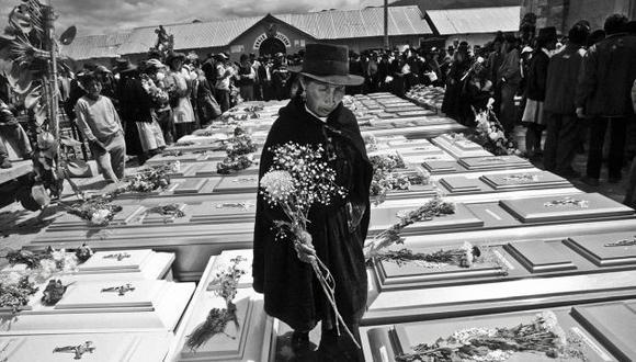 Hace 33 años, 69 personas del distrito de Santiago de Lucanamarca fueron asesinadas por Sendero Luminoso (Daniel Silva).