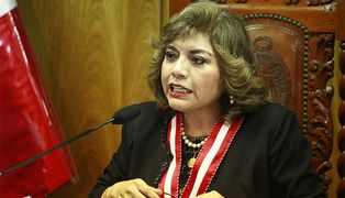 Fiscalía de la Nación tiene informe del caso Lescano