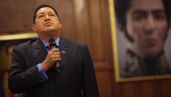 RECAÍDA. Chávez no precisó cuánto tiempo estará en La Habana. (AP)
