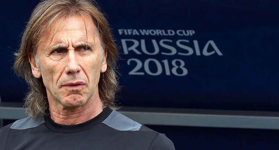Ricardo Gareca llevó a la selección peruana al Mundial Rusia 2018. (Foto: EFE)