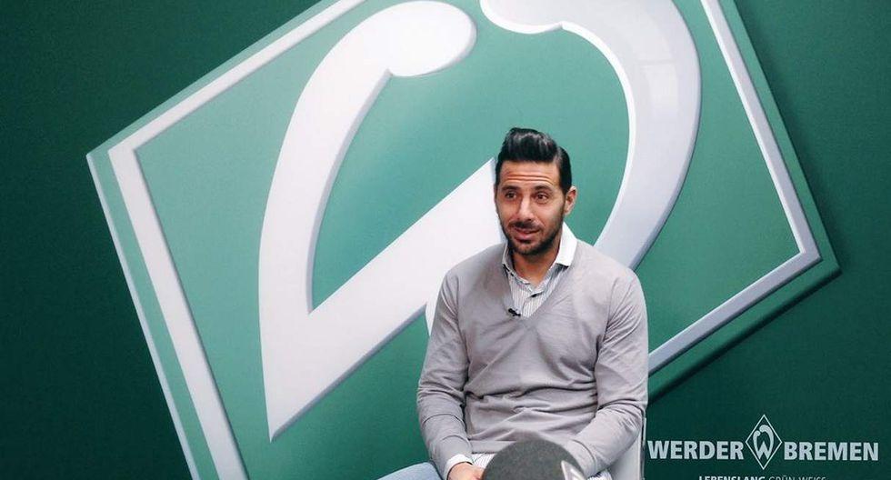 Werder Bremen de Claudio Pizarro envió saludo por el Día de la Lengua Autóctona en Perú. (Foto: Werder Bremen)