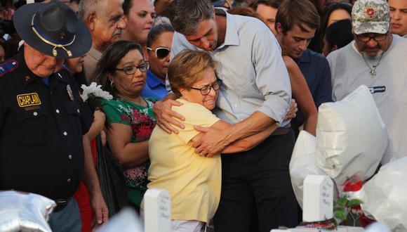 Los últimos tiroteos en EE.UU. acabaron con la vida de decenas de personas. (Foto: AFP)