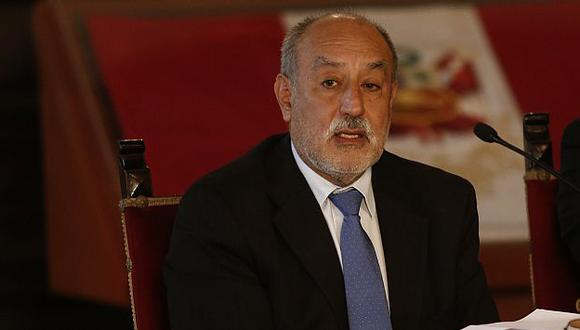 Oposición presencia de Eleodoro Mayorga en el Congreso. (César Fajardo)