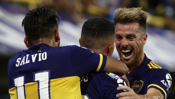 Boca Juniors inicia su camino en la Libertadores 2020 como visitante ante Caracas FC. Carlos Zambrano podría debutar con camiseta del 'Xeneize' en Venezuela. (Foto: AFP)
