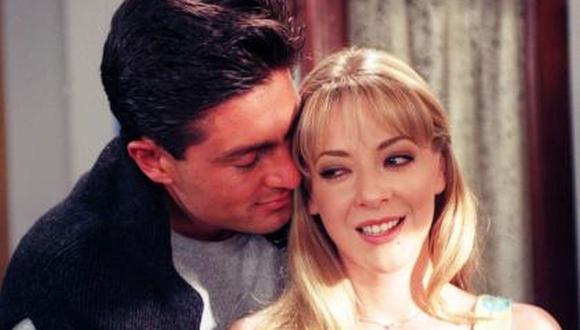"""Fernando Colunga y Edith González protagonizaron """"Nunca te olvidaré"""" en 1999 (Foto: Televisa)"""