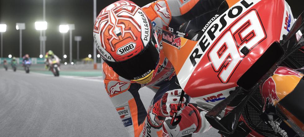 'MotoGP 21' ya se encuentra disponible en nuestro mercado en formato multiplataforma.