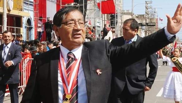 Ica: Alcalde distrital de Alto Larán, Alberto Magallanes, falleció en Hospital San José de Chincha tras ser diagnoisticado con COVID-19. (Foto: Municipalidad de Alto Larán)
