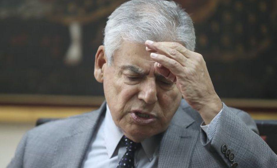 El primer ministro invocó a no ver el referéndum como un ring. (Perú21)