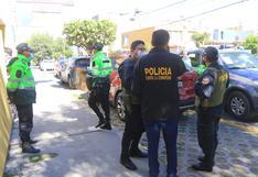 Arequipa: Grupo Terna de la región fue desactivado por presuntos vínculos de agentes con vendedores de drogas