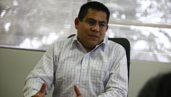 Gabriel Prado pasó a condición de investigado.(USI)