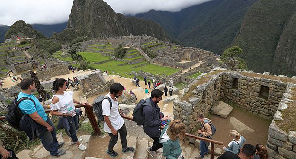 Unos 1.8 millones de turistas extranjeros arribaron al Perú entre enero y mayo del 2019.(Foto: GEC)