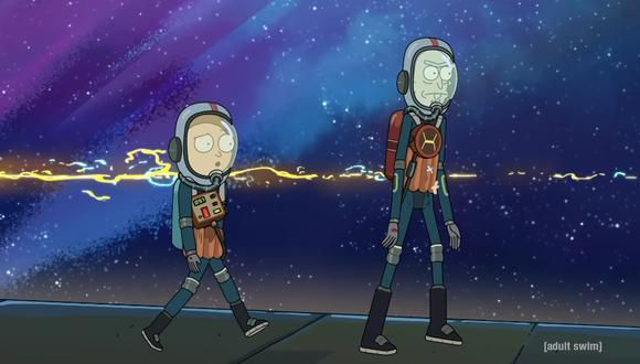 """Rick and Morty"", temporada 4 (Foto: Adult Swim)"