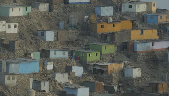Los encuestados no creen que se logre reducir la pobreza en el gobierno de PPK (Luis Centurión/Perú21)