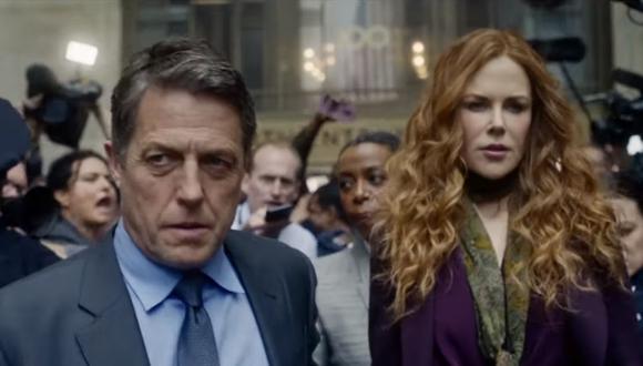 """""""The Undoing"""" es protagonizada por Nicole Kidman y Hugh Grant. El resultado se conocerá en octubre. (Captura de pantalla / YouTube)."""