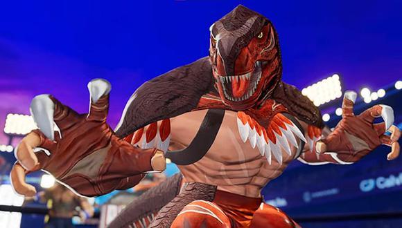 'King of Dinosaurs' estará presente en el nuevo videojuego de la franquicia.