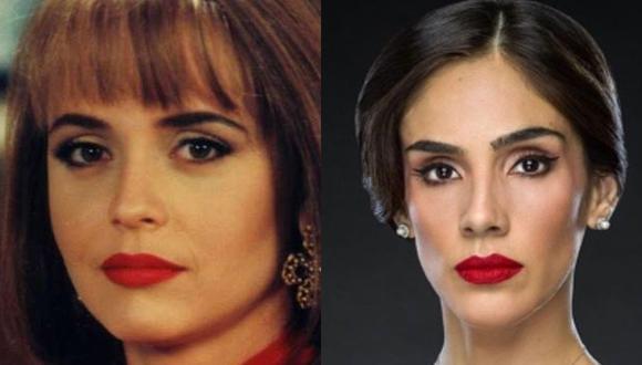 No son las únicas adaptaciones, pero La usurpadora de Gaby Spanic y la de Sandra Echeverría son las más conocidas (Foto: Televisa)
