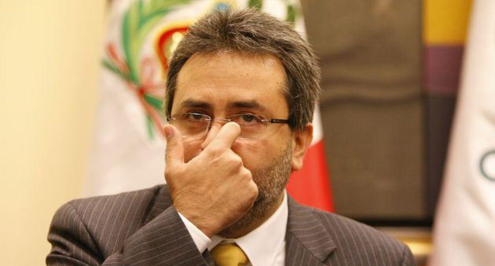 ADVERTENCIA. Primer ministro se pone fuerte con los radicales. (Luis Gonzáles)