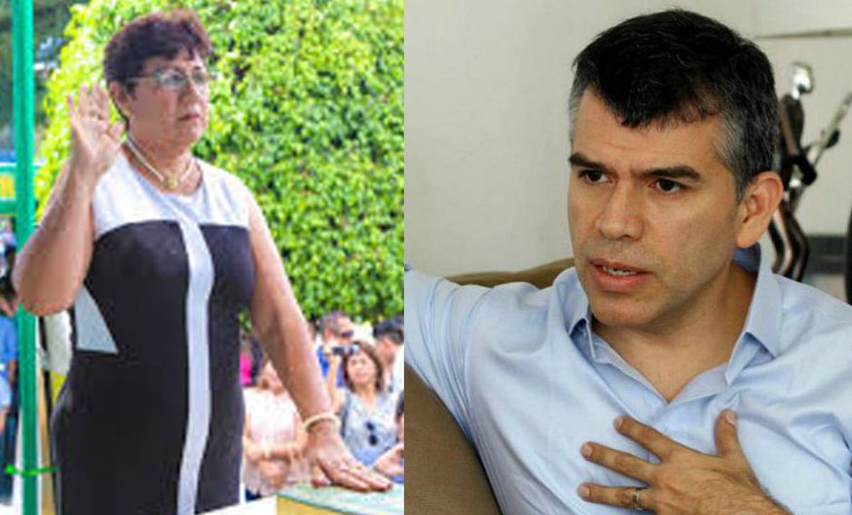 """Regidora de Casma acerca de Julio Guzmán: """"Tiene derecho a trampear""""."""