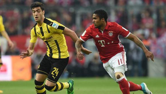 Uno de los dos equipos será el finalista de la Copa alemana. (AFP)
