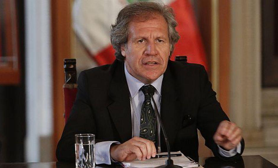 Secretario de OEA afirma que crítica al sistema de tachas es compartida por comunidad internacional. (Perú21)