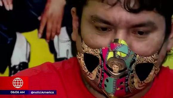 José María Palacios es acusado de formar parte de una red dedicada a la trata de personas y explotación sexual de menores. (Foto: América Noticias)