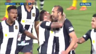 Alianza Lima vs. Cantolao: pase de Barcos y gol de Míguez para el 2-0 [VIDEO]