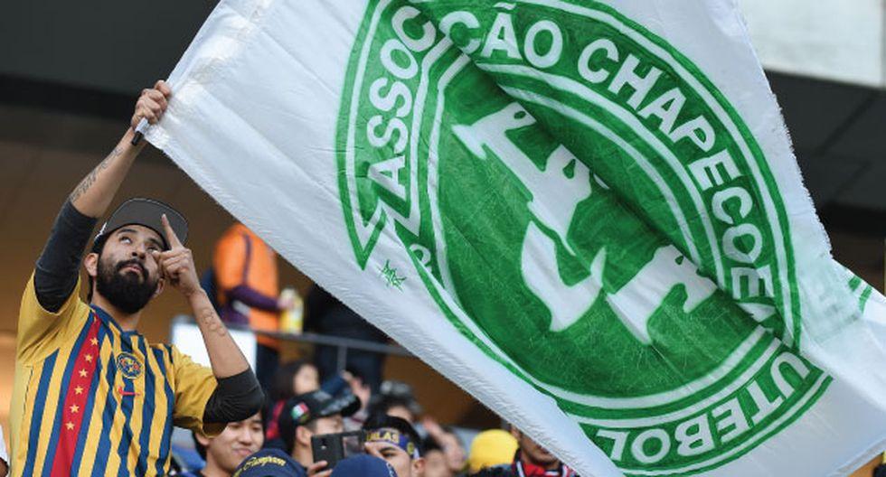 Para los chinchas, el Chapecoense es un equipo con campeones eternos. (AFP)