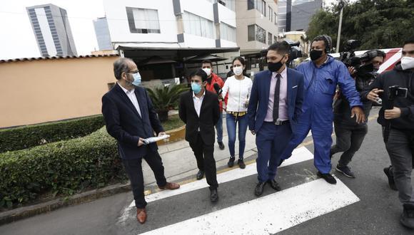 Familiares de las víctimas pidieron seguridad también para sus abogados. (Fotos : Francisco Neyra/ @photo.gec)