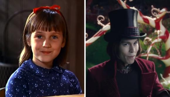 """Netflix realizará la serie de """"Matilda"""", """"Willy Wonka"""" y otros éxitos de Roald Dahl (Foto: Captura de pantalla)"""