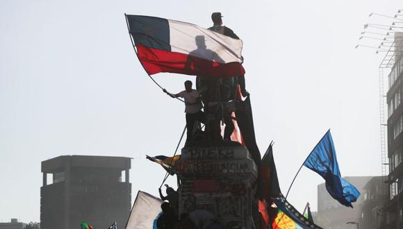 """El """"Efecto Chile"""". (Reuters)"""