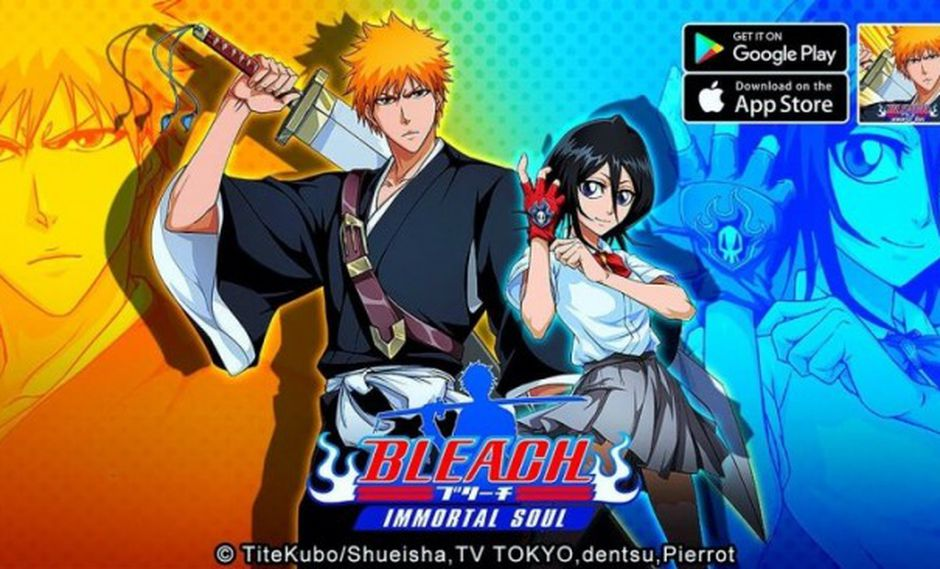 'Bleach: Immortal Soul' llegará durante el primer semestre para Android y iOS sin costo alguno. (Bleach)