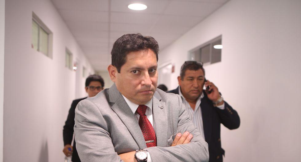 PELIGRO. Prado Ravines pasó a la clandestinidad en setiembre. (Foto: Atoq Ramón)