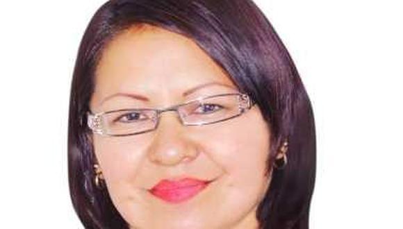 Julia Teves es docente universitaria y postula al Congreso de la República en la lista de Podemos Perú. (Difusión)