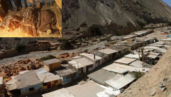 Arequipa: Mueren cuatro mineros asfixiados en socavón, en Caravelí