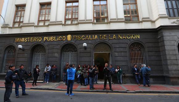 El Ministerio Público adoptó medidas para evitar la propagación del coronavirus en el Perú. (GEC)