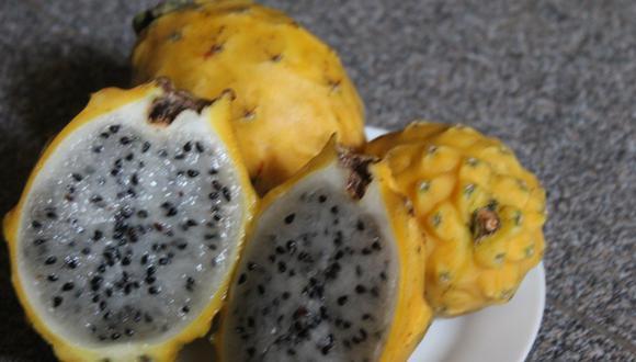 La 'fruta dragón' es la más cara en el mercado local y cuesta S/ 15 el kilo. (Foto: GEC)
