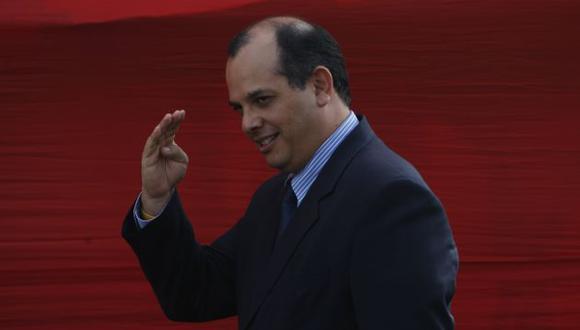 Luis Castilla remarcó que el Gobierno será responsable con el manejo del presupuesto. (Mario Zapata/Peru21)
