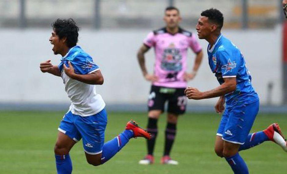 Mimbela jugó en Europa con el Nacional de Portugal. (Foto: Jesús Saucedo / GEC)