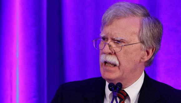 John Bolton ha sido uno de los mayores críticos del tribunal de La Haya desde su establecimiento en 2002. (Foto: EFE)