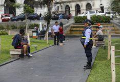 Municipalidad de Lima reforzará vigilancia en plazas y parques del Cercado por San Valentín