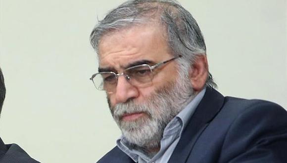 Mohsen Fakhrizadeh. (EFE).