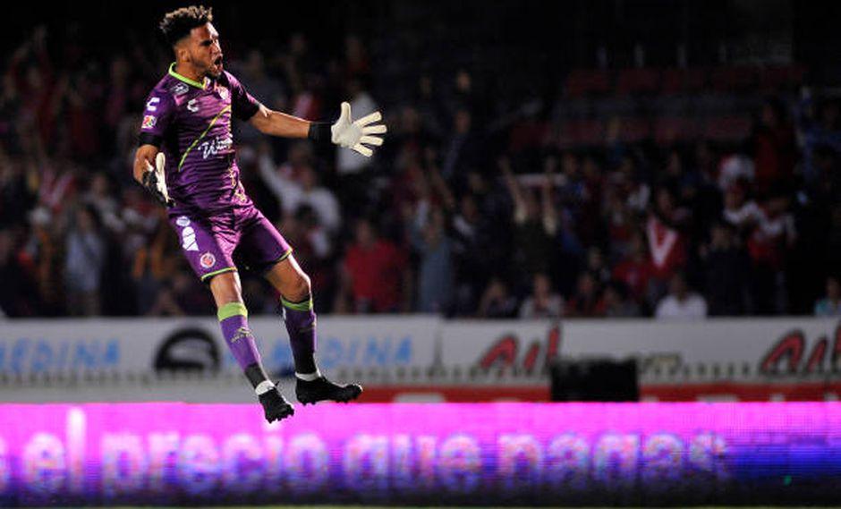 Con Gallese, Ramos y Cartagena, Veracruz venció 1-0 a Querétaro por la Liga MX. (GETTY IMAGES)