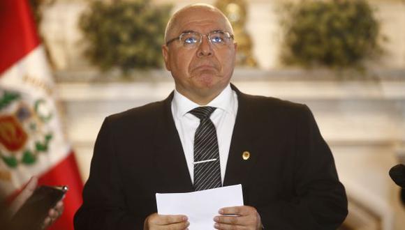 César San Martí: CNM abre indagación preliminar a juez por caso Madre Mía. (Perú21)