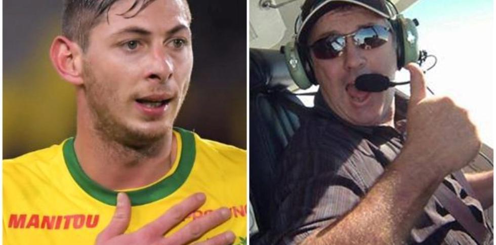 Piloto que lo llevó de Francia a Gales nunca habría completado entrenamiento de licencia. (Clarín)